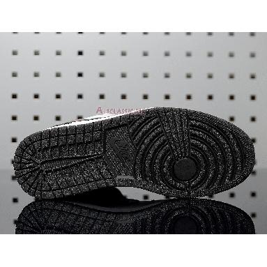 Air Jordan 1 Mid White Black BQ6472-101 White/Black Sneakers