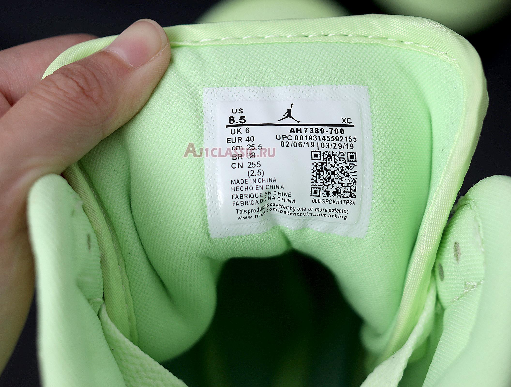 "Air Jordan 1 High Premium ""Barely Volt"" AH7389-700"