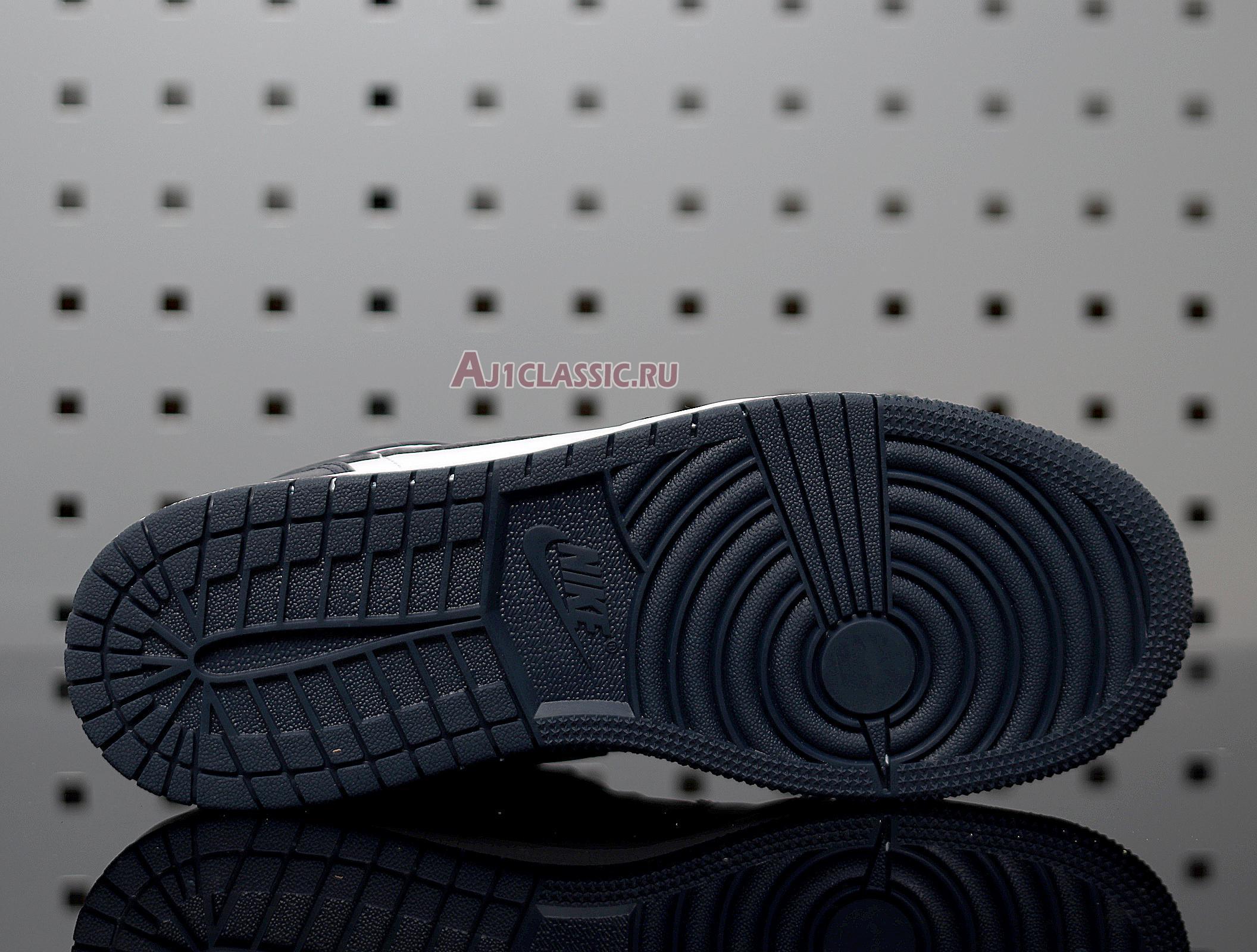 "Air Jordan 1 Mid ""Obsidian"" 554724-174"
