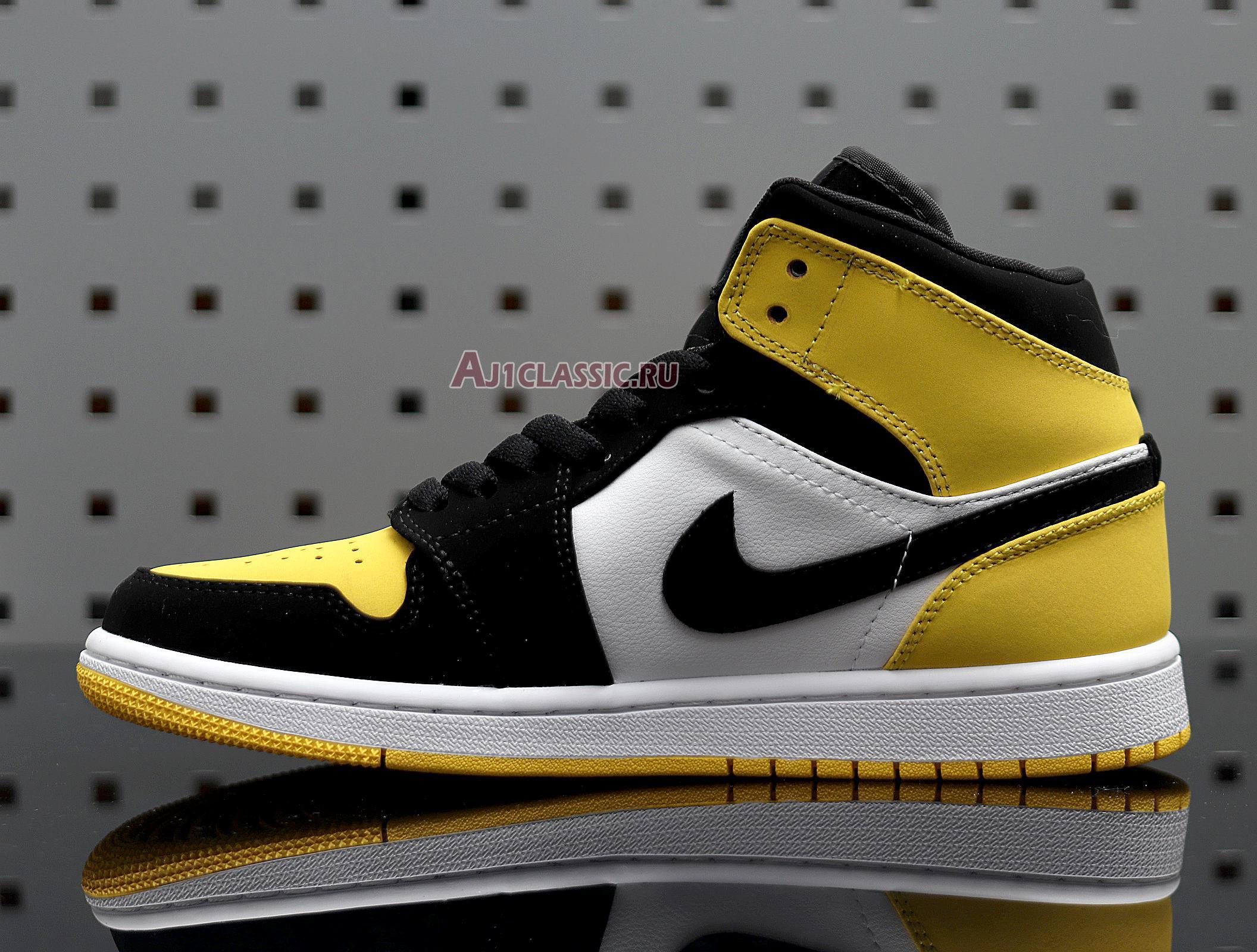 """Air Jordan 1 Mid SE """"Yellow Toe"""" 852542-071"""