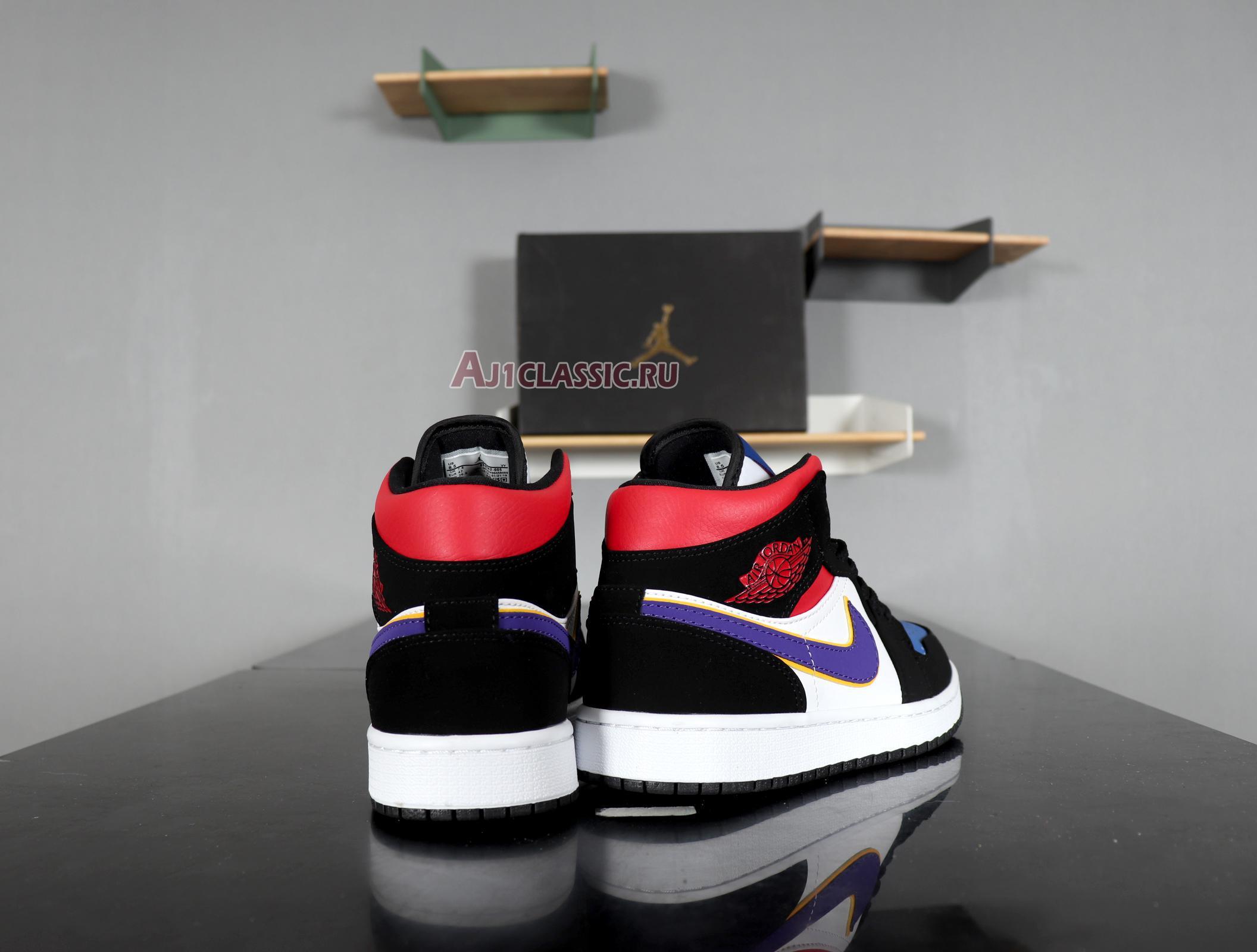 """Air Jordan 1 Mid SE """"Rivals"""" 852542-005"""