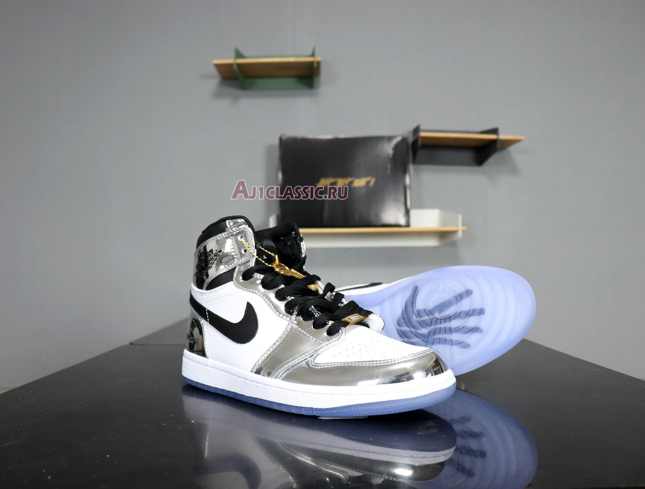 """Air Jordan 1 Retro High """"Pass the Torch"""" AQ7476-016"""