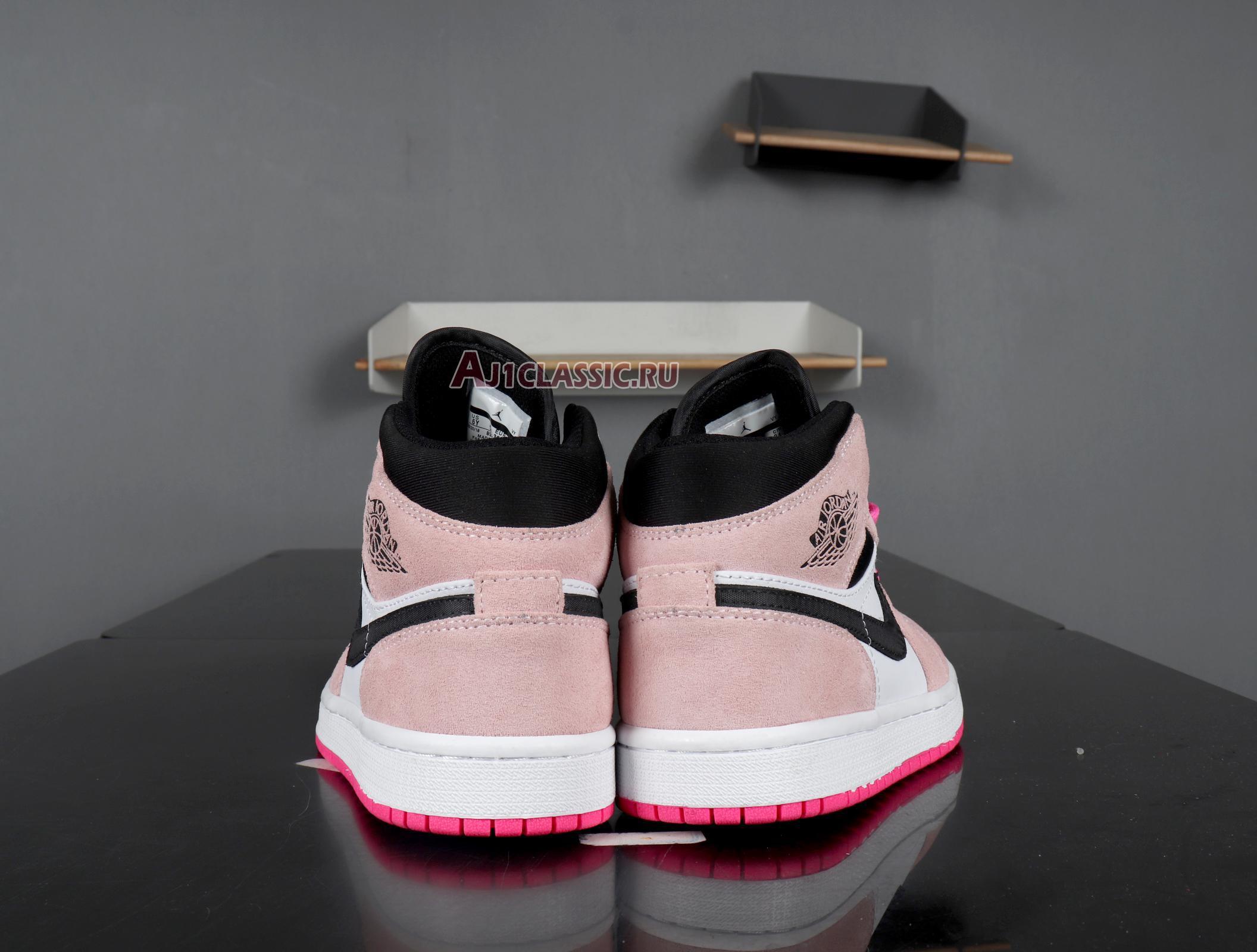 "Air Jordan 1 Mid SE ""Crimson Tint"" 852542-801"