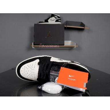 Air Jordan 1 Mid Melo SE Equality 852542-010 Black/Black-Sail-Wolf Grey Sneakers