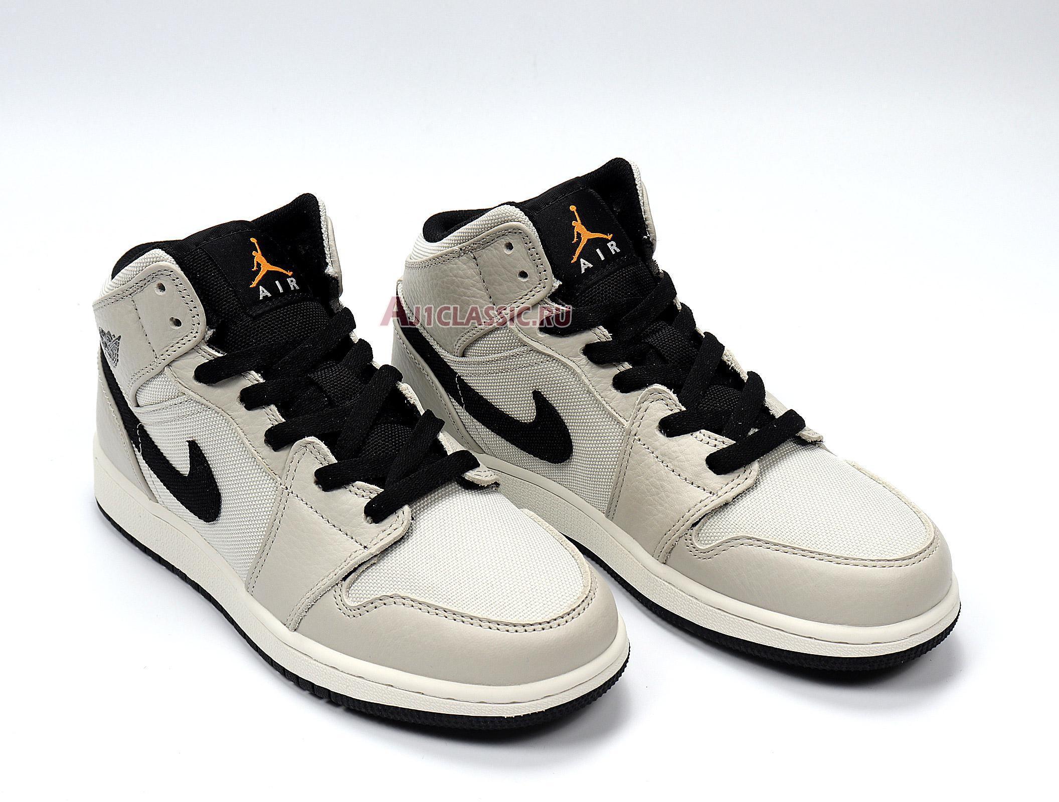 "Air Jordan 1 Retro Mid SE ""Light Bone"" 852542-002"