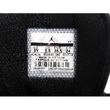 Air Jordan 1 Retro Mid SE Light Bone 852542-002 Light Bone/Cone-Black-Sail Sneakers