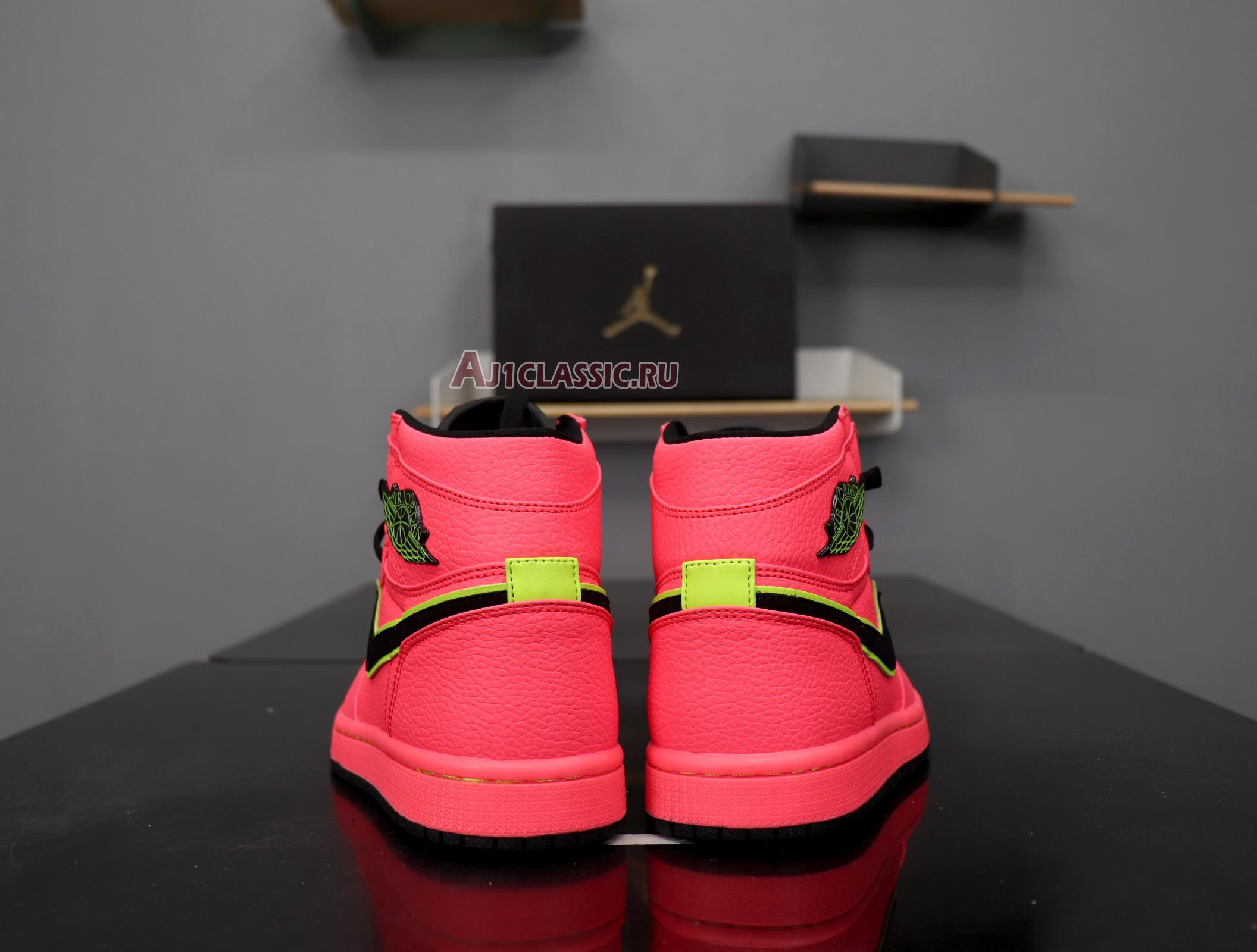 """Air Jordan 1 High Premium """"Hot Punch"""" AQ9131-600"""