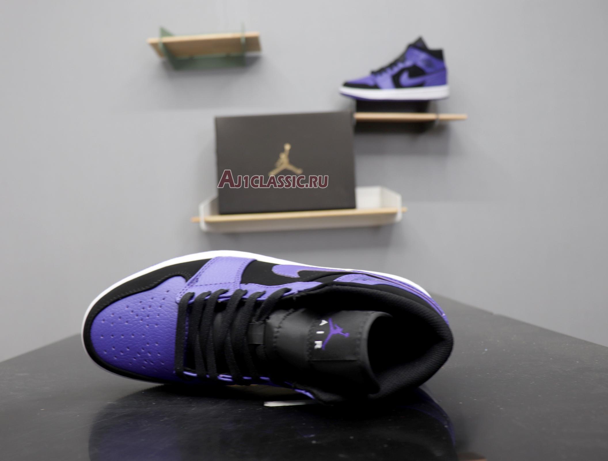 """Air Jordan 1 Mid """"Dark Concord"""" 554724-051"""