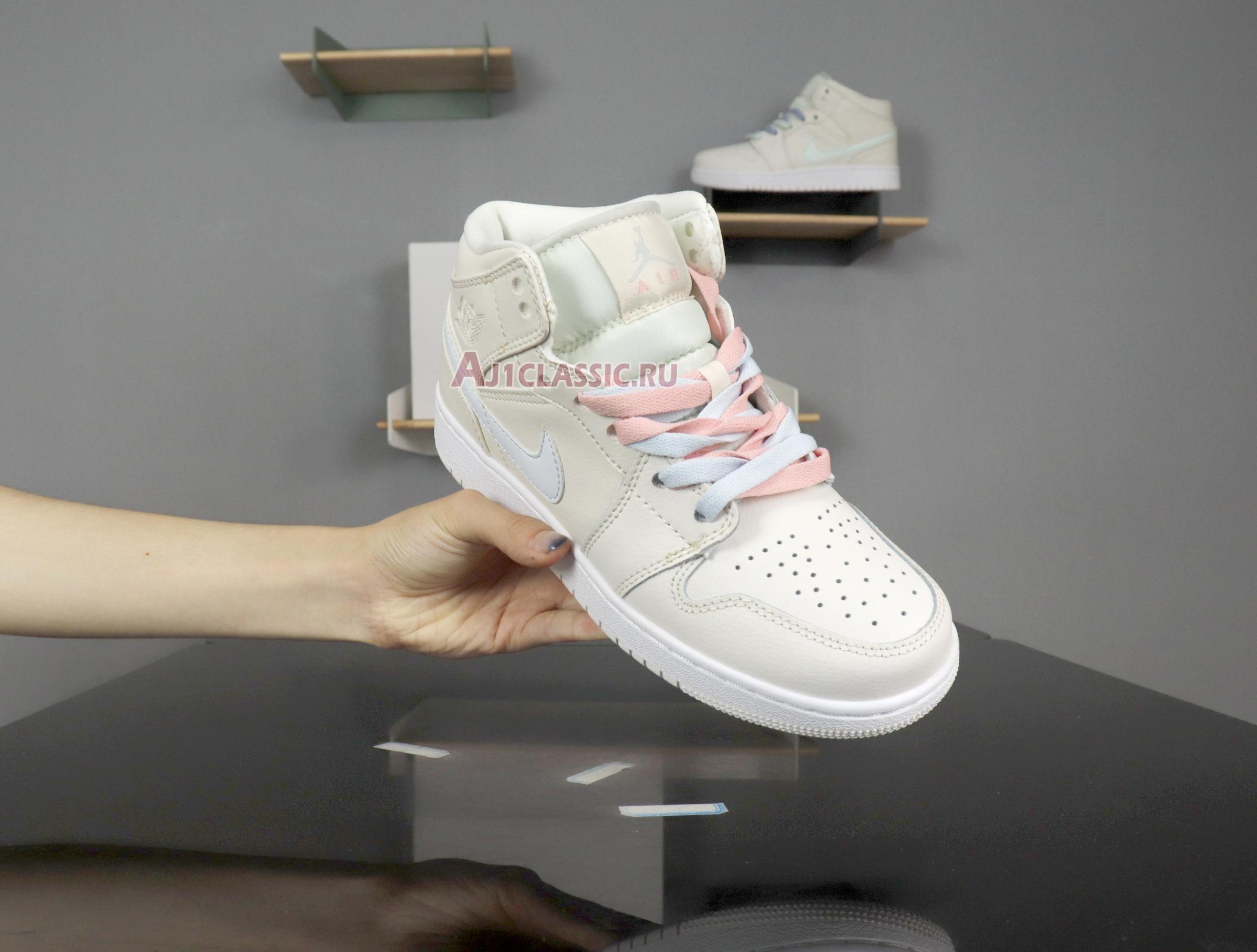 """Air Jordan 1 Mid GG """"Phantom"""" 555112-035"""