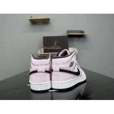 Air Jordan 1 Mid GS Pink Foam 555112-601 Pink Foam/Black-White Sneakers