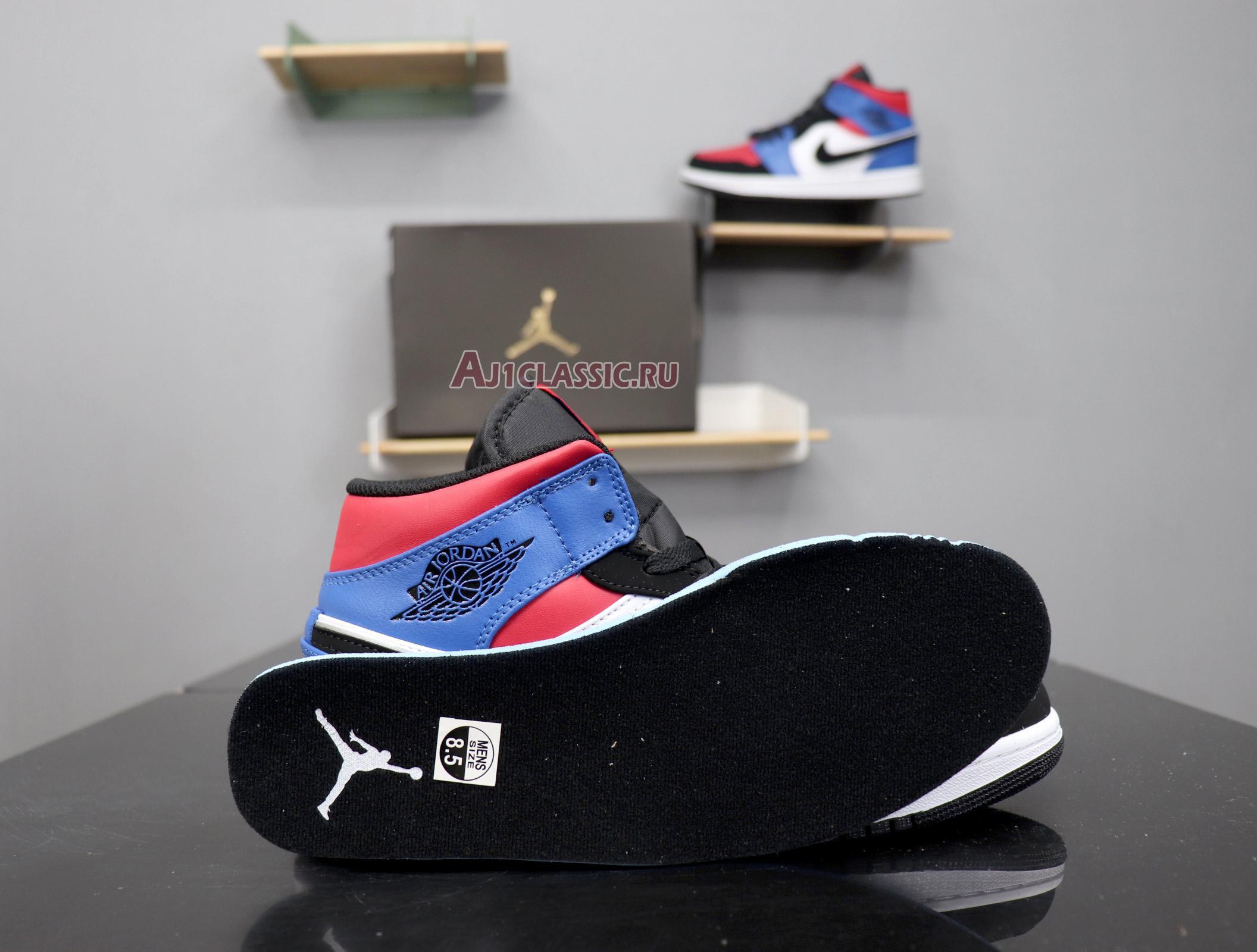 "Air Jordan 1 Mid ""Top 3"" 554725-124"