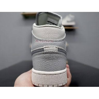 Air Jordan 1 Mid Retro SE Grey Fog 852542-003 Light Bone/Grey Fog Sneakers