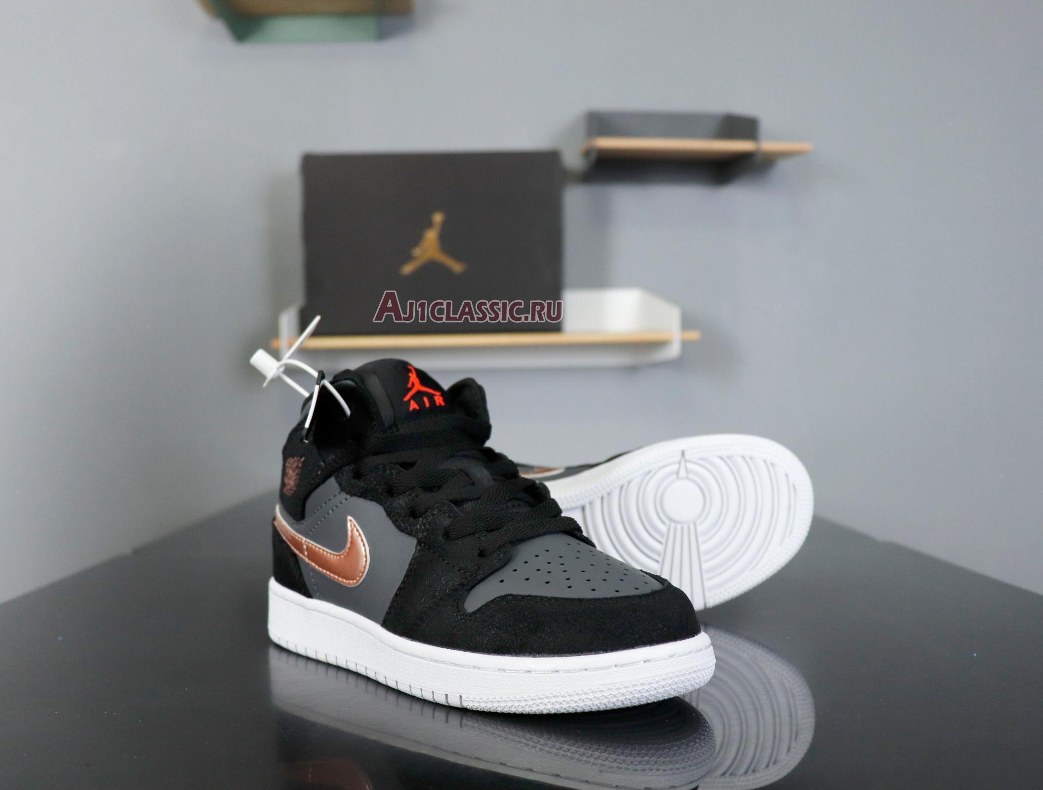 """Air Jordan 1 Retro High """"Bronze Medal"""" 332550-016"""