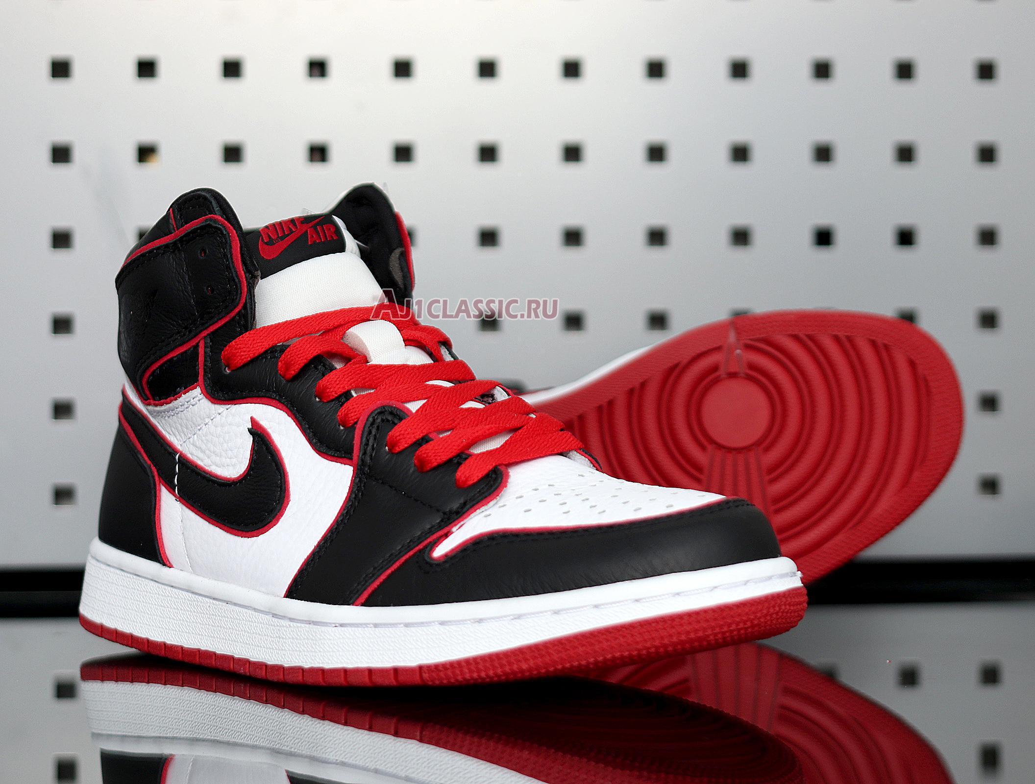 """Air Jordan 1 Retro High OG """"Bloodline"""" 555088-062"""