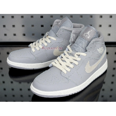 Air Jordan 1 Mid Grey Light Bone CD7240-002 Grey/Light Bone Sneakers