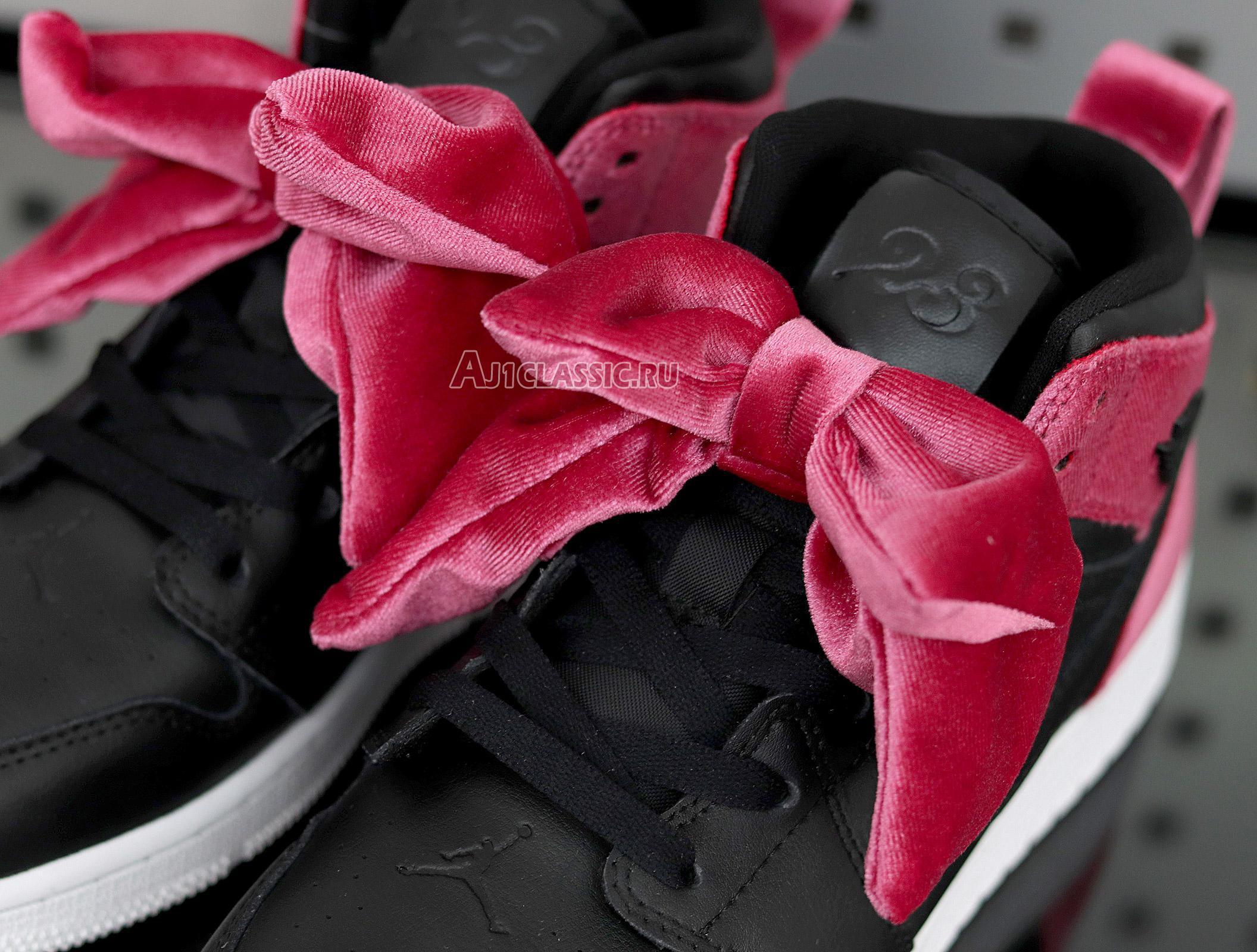 "Air Jordan 1 Mid Bow XLD GS ""Noble Red"" CK5678-006"