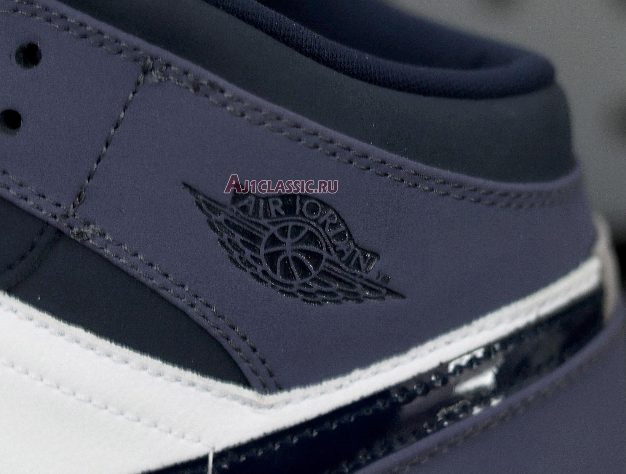 """Air Jordan 1 Mid """"Sanded Purple"""" 554724-445"""