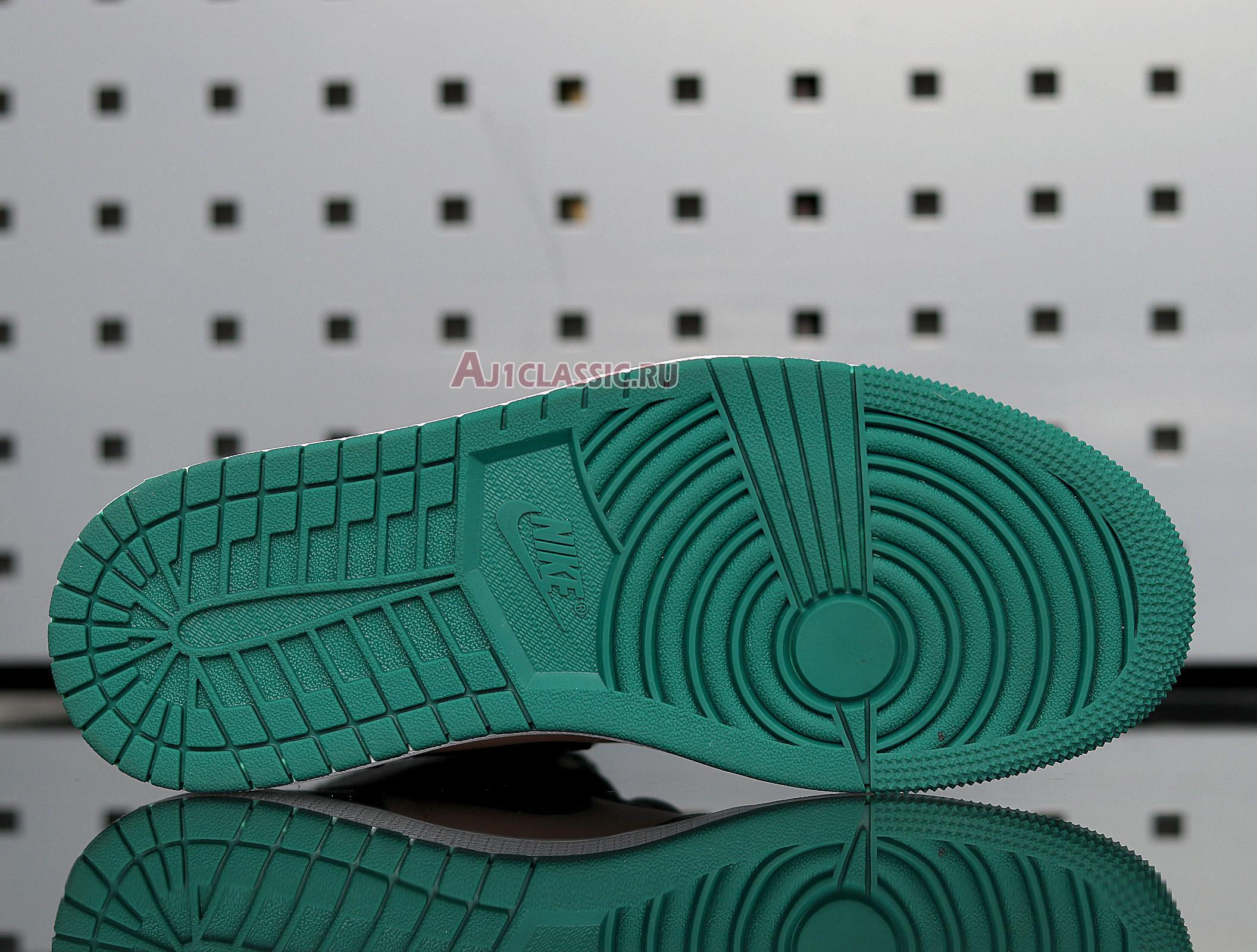 """Air Jordan 1 High Premium """"Mystic Green"""" AH7389-203"""