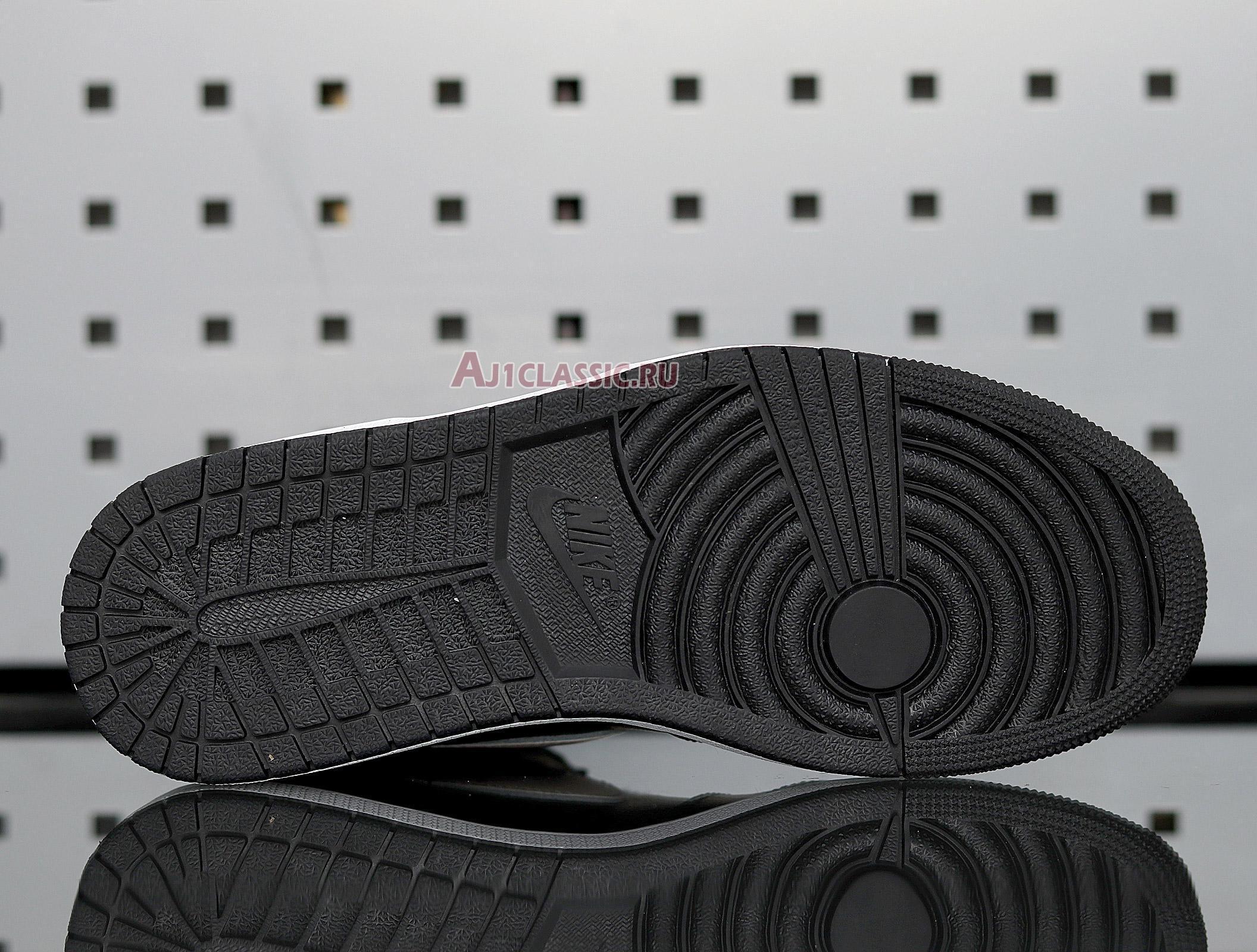 """Air Jordan 1 Retro High """"Silt Red"""" AQ9131-001"""