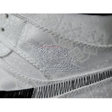 CLOT x Air Jordan 1 Mid Fearless CU2804-100 White/Black/White/University Red Sneakers