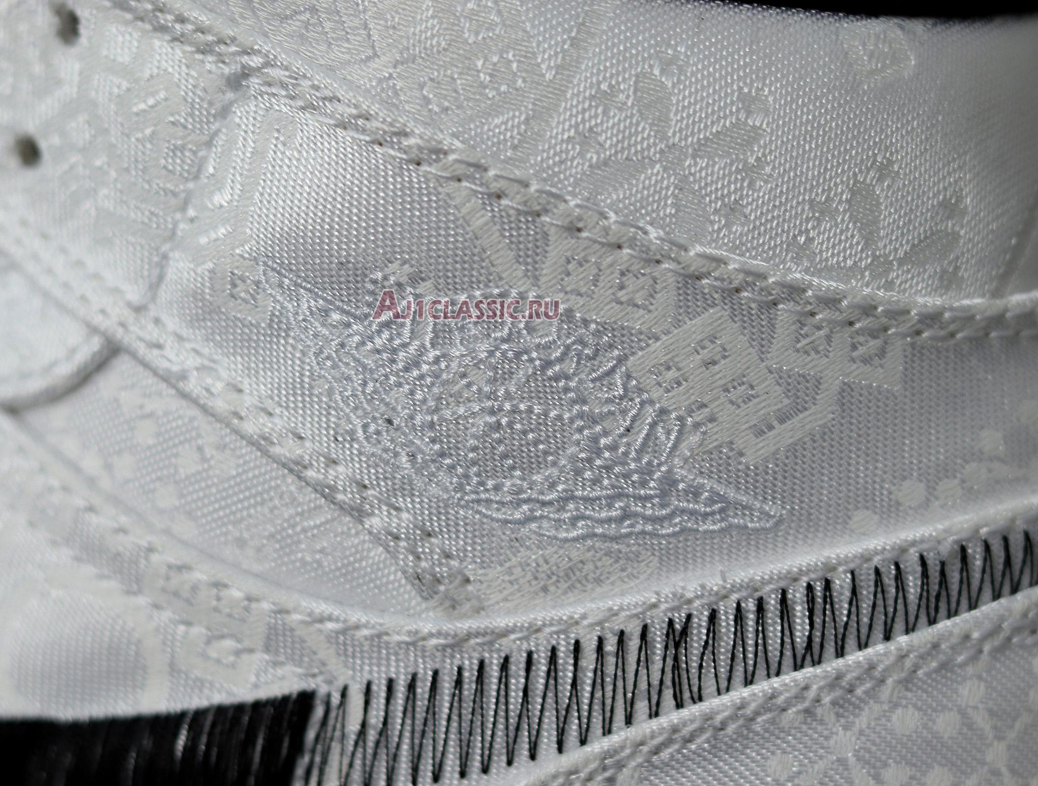 "CLOT x Air Jordan 1 Mid ""Fearless"" CU2804-100"