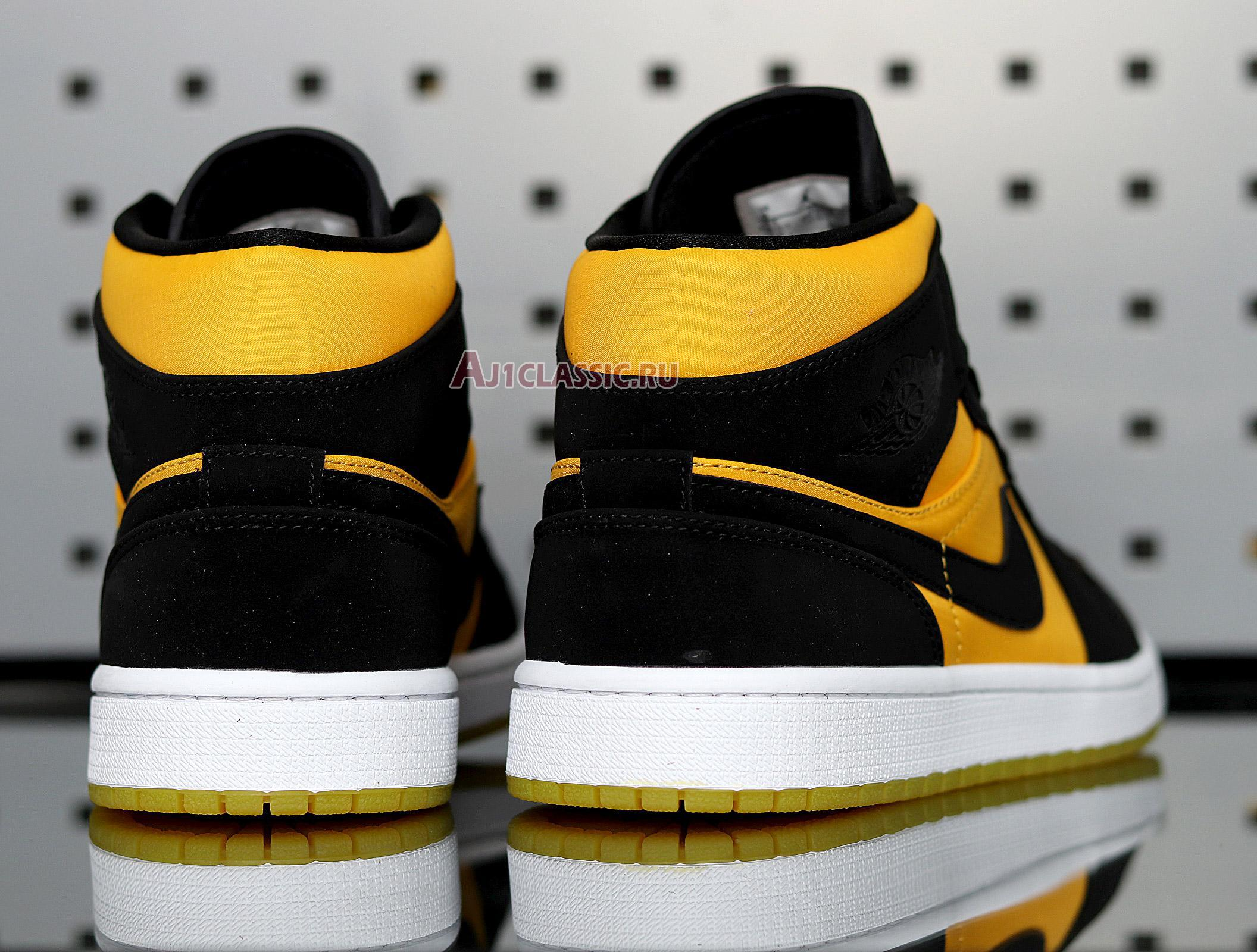 "Air Jordan 1 Mid ""Black Gold"" CD6759-007"