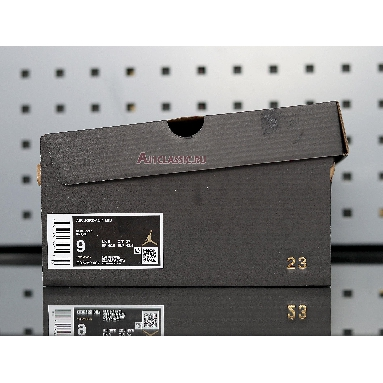 Air Jordan 1 Mid Black Gold CD6759-007 Black/Black-University Gold-White Sneakers