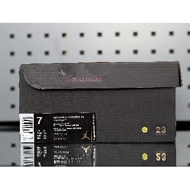 Air Jordan 1 Retro High Equality AQ7474-001 Black/Black-White-Metallic Gold Sneakers