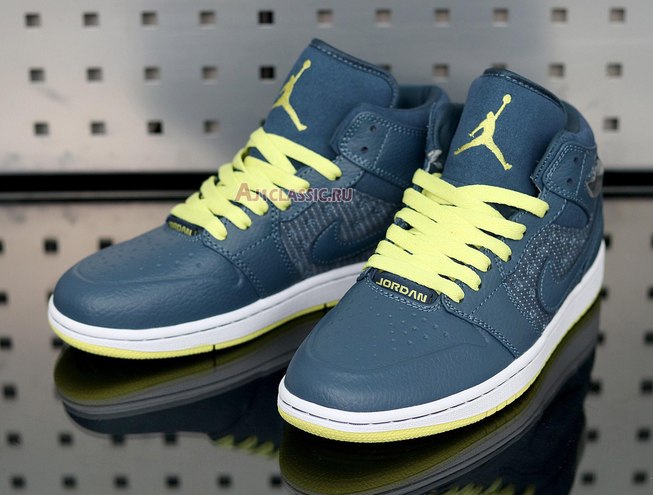 "Air Jordan 1 Retro 97 TXT ""Squadron Blue"" 555071-445"