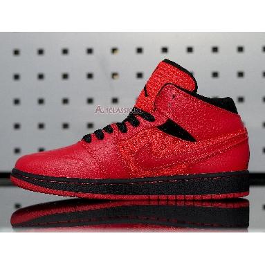 Air Jordan 1 Retro 97 TXT Gym Red 555071-601 Gym Red/Black-Gym Red Sneakers