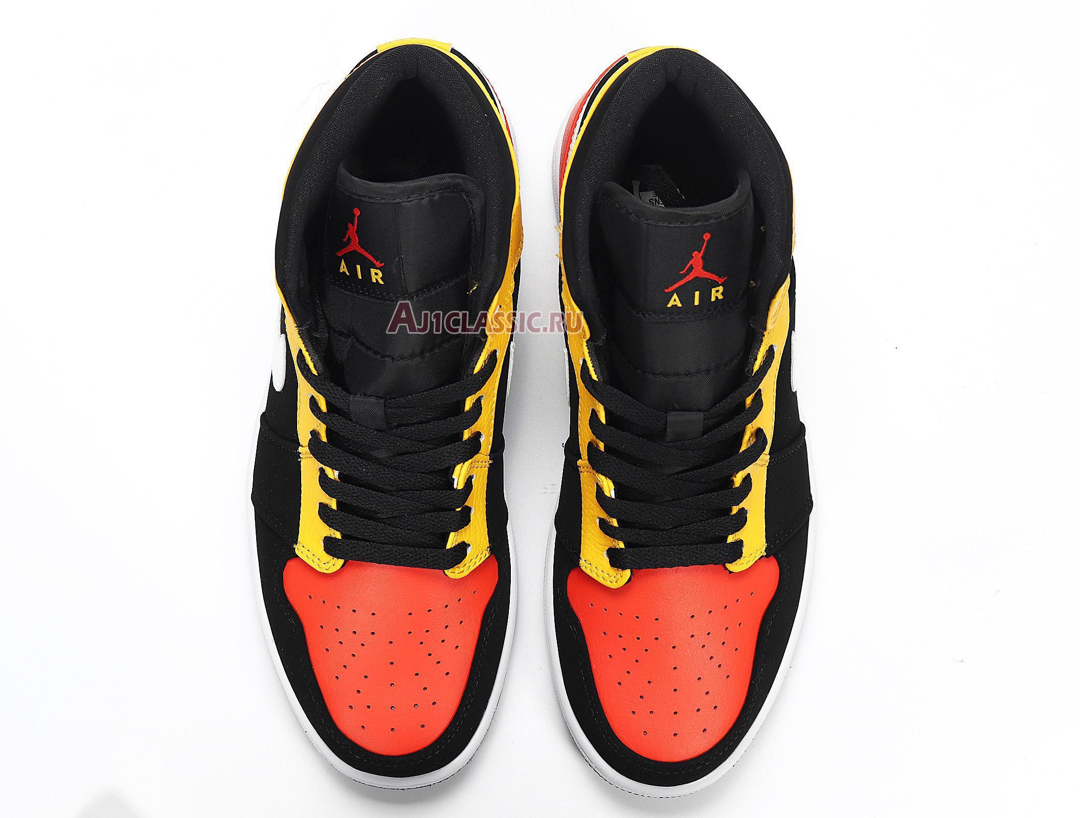 "Air Jordan 1 Mid SE ""Amarillo"" 852542-087"