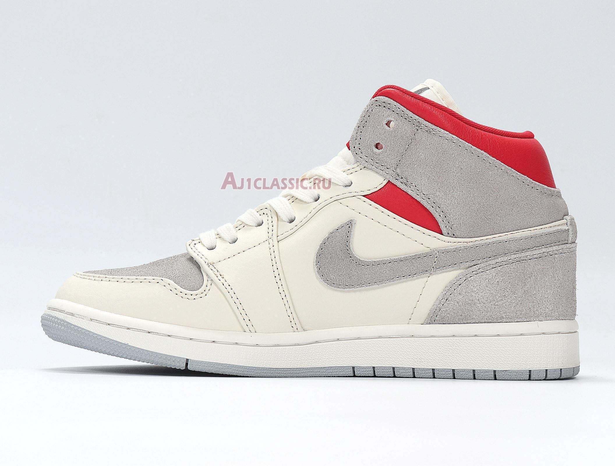 "Sneakersnstuff x Air Jordan 1 Mid ""Past Present Future"" CT3443-100"
