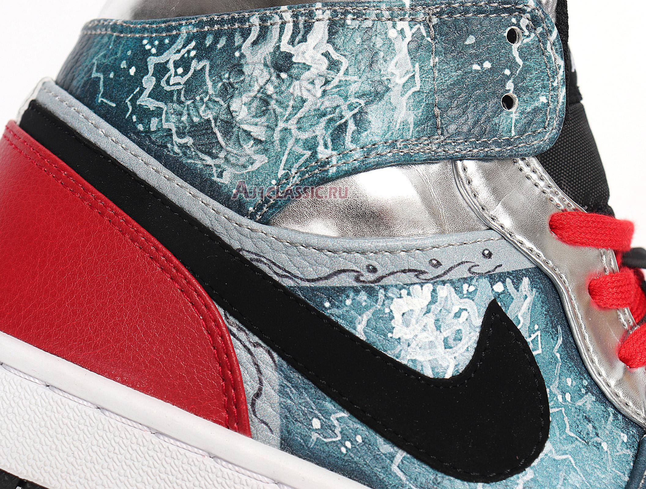 "Air Jordan 1 Mid ""Marvel Thor"" 556297-023"