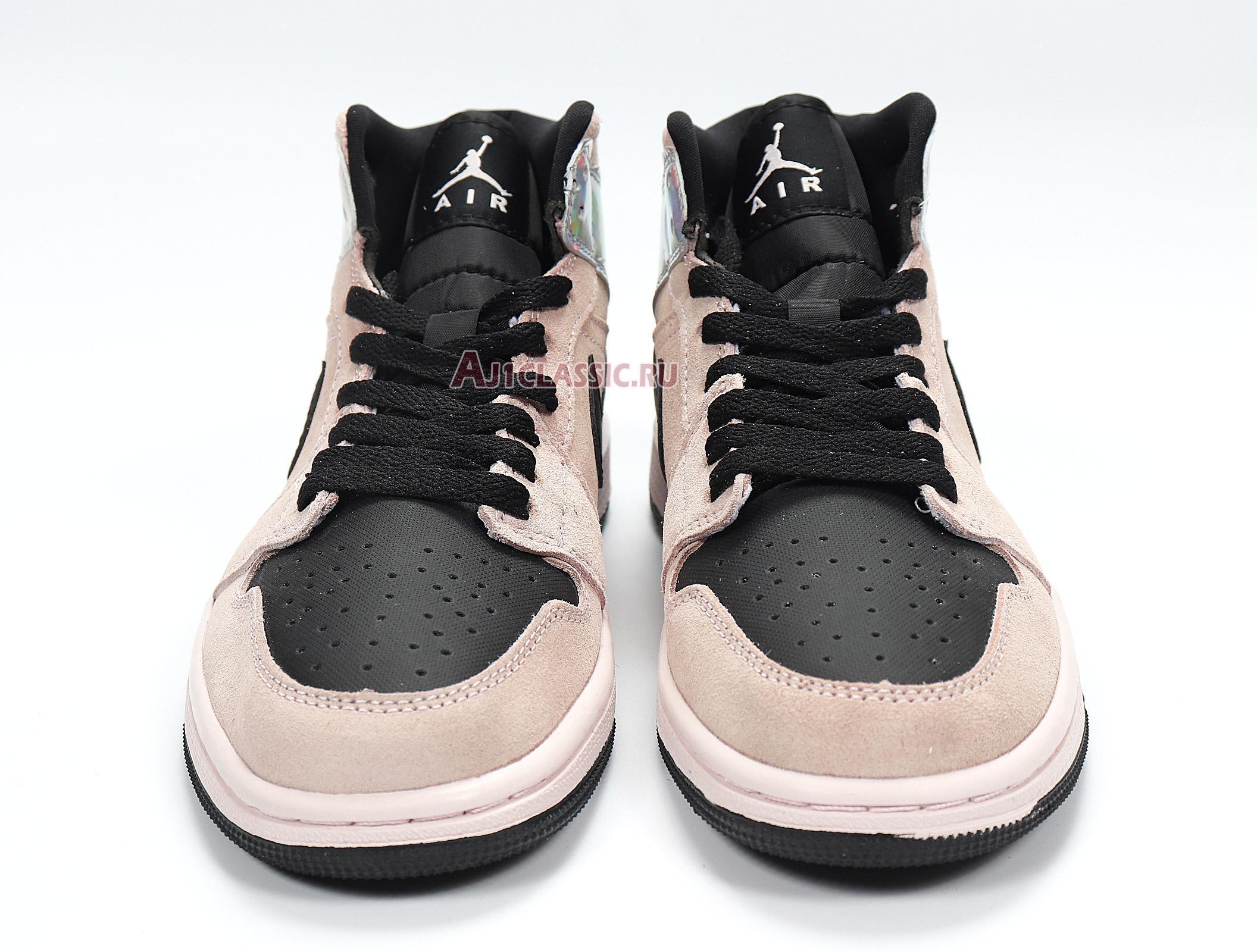 "Air Jordan 1 Mid ""Iridescent"" BQ6472-602"