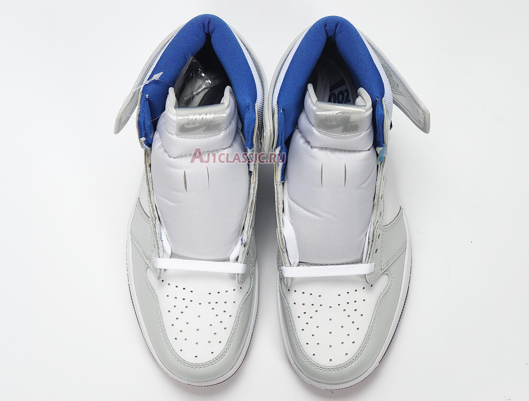 "Air Jordan 1 High Zoom ""Racer Blue"" CK6637-104"
