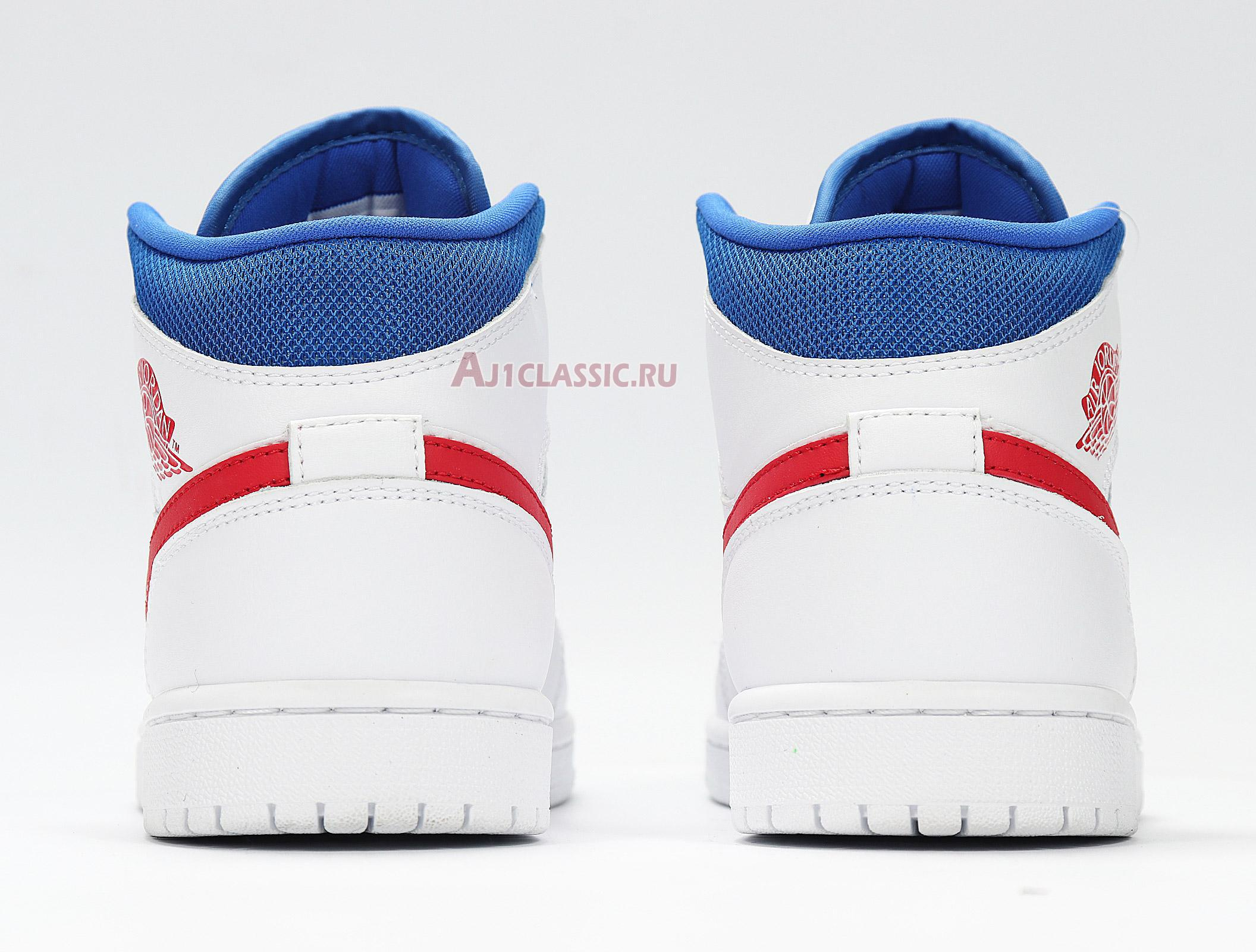 "Air Jordan 1 Mid ""USA"" BQ6472-164"