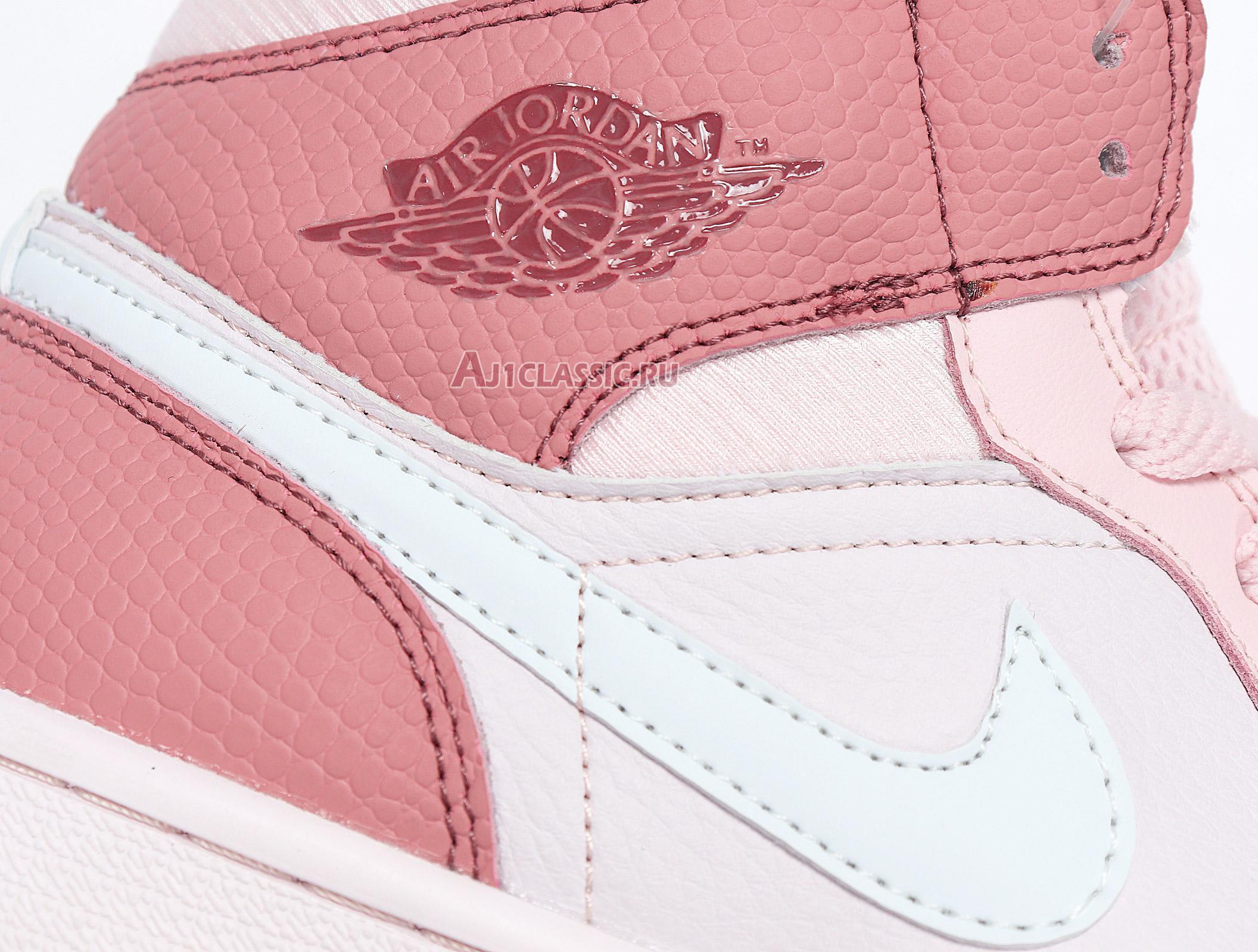 """Air Jordan 1 Mid """"Digital Pink"""" CW5379-600"""