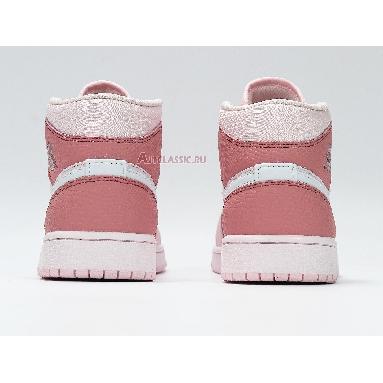 Air Jordan 1 Mid Digital Pink CW5379-600 Digital Pink/White/Pink Foam/Sail Sneakers