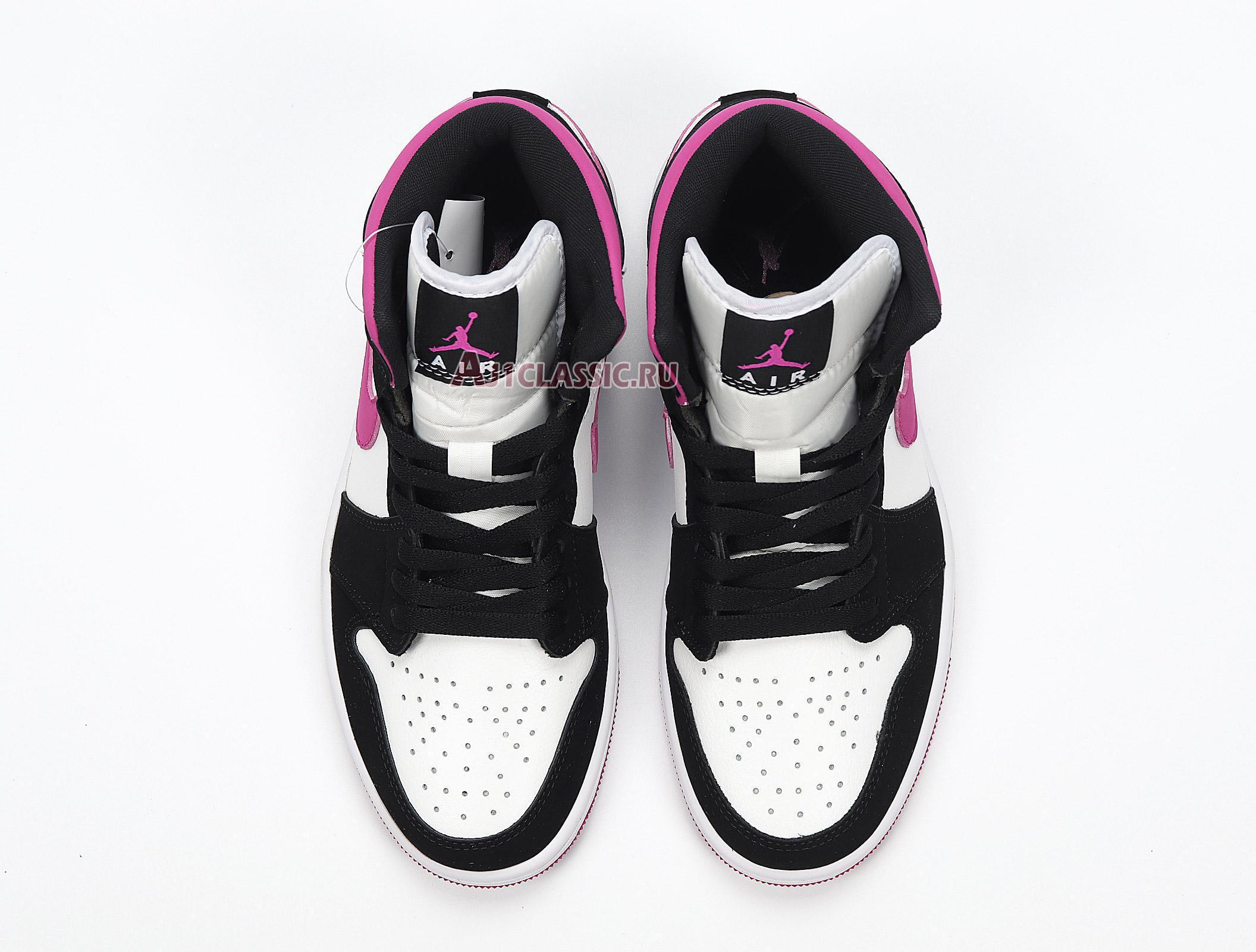"Air Jordan 1 Mid ""Cactus Flower"" BQ6472-005"