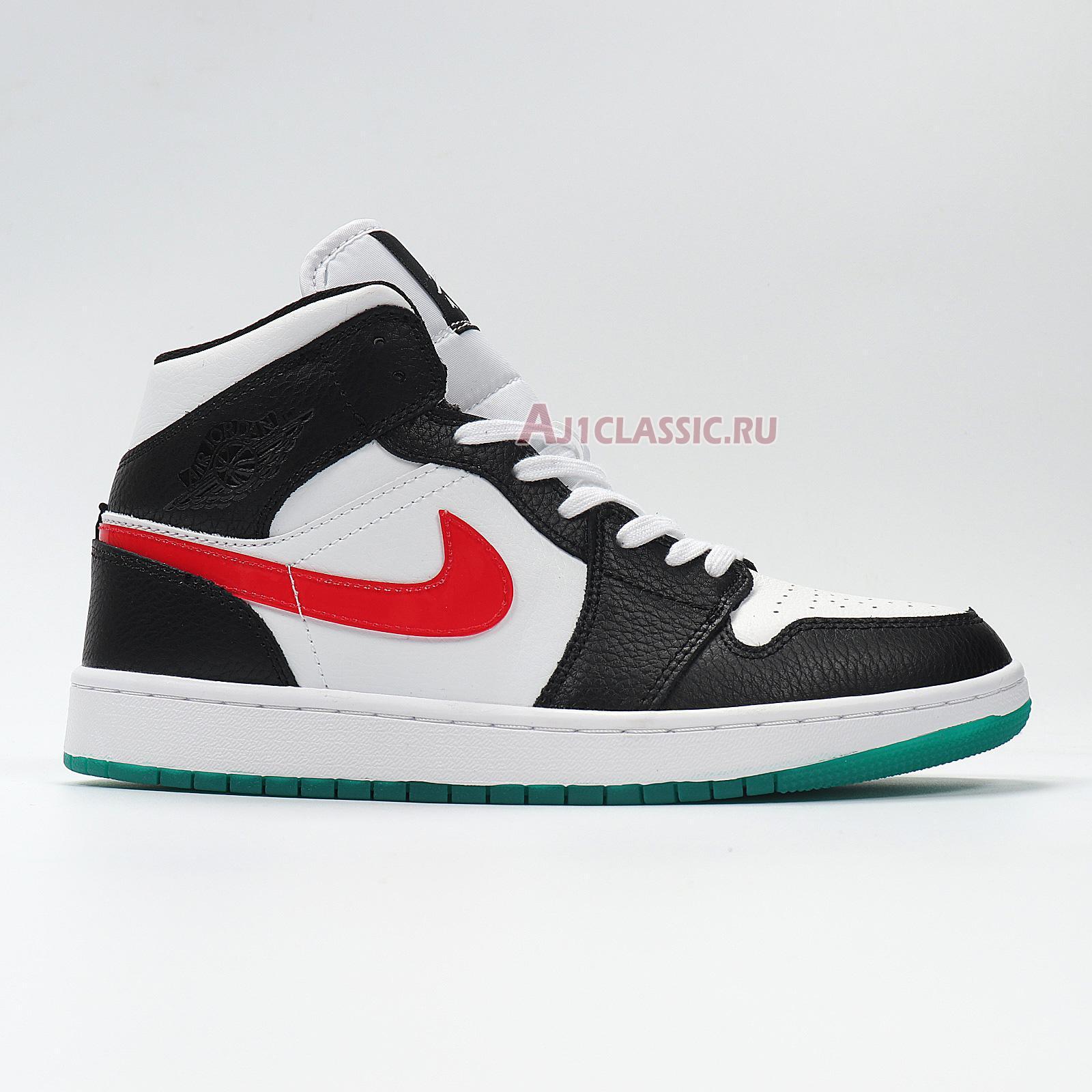 "Air Jordan 1 Mid ""Alternate Swoosh"" BQ6472-063"