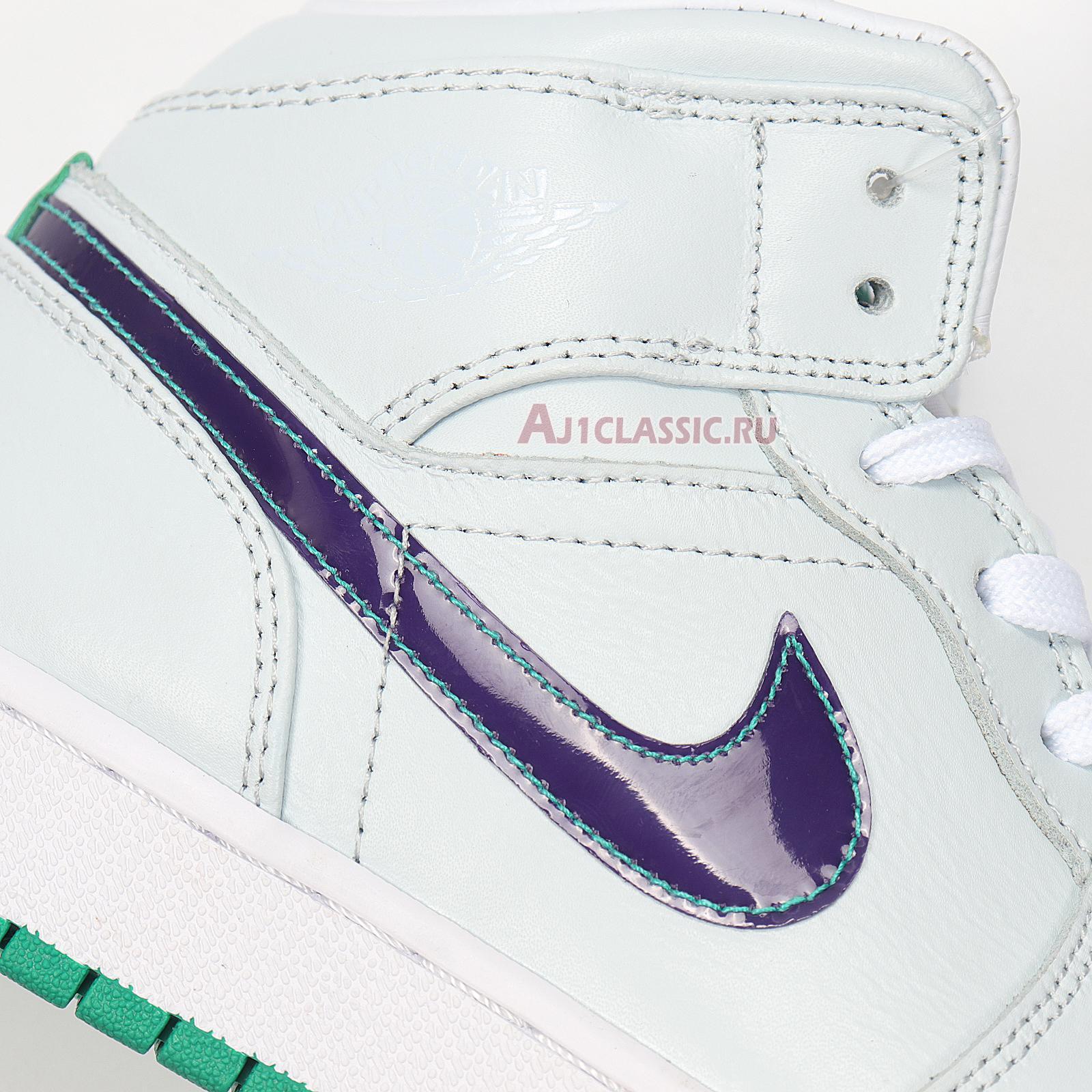 "Luka Doncic x Air Jordan 1 Mid SE ""Pregame Pack Mindfulness"" CW5853-100"