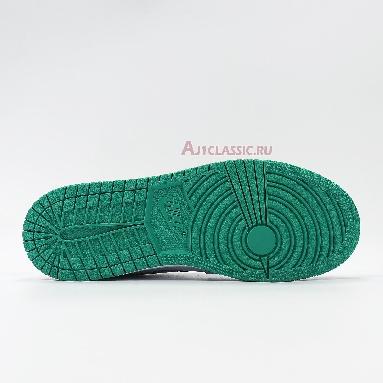 Luka Doncic x Air Jordan 1 Mid SE Pregame Pack Mindfulness CW5853-100 White/Green/Purple Sneakers