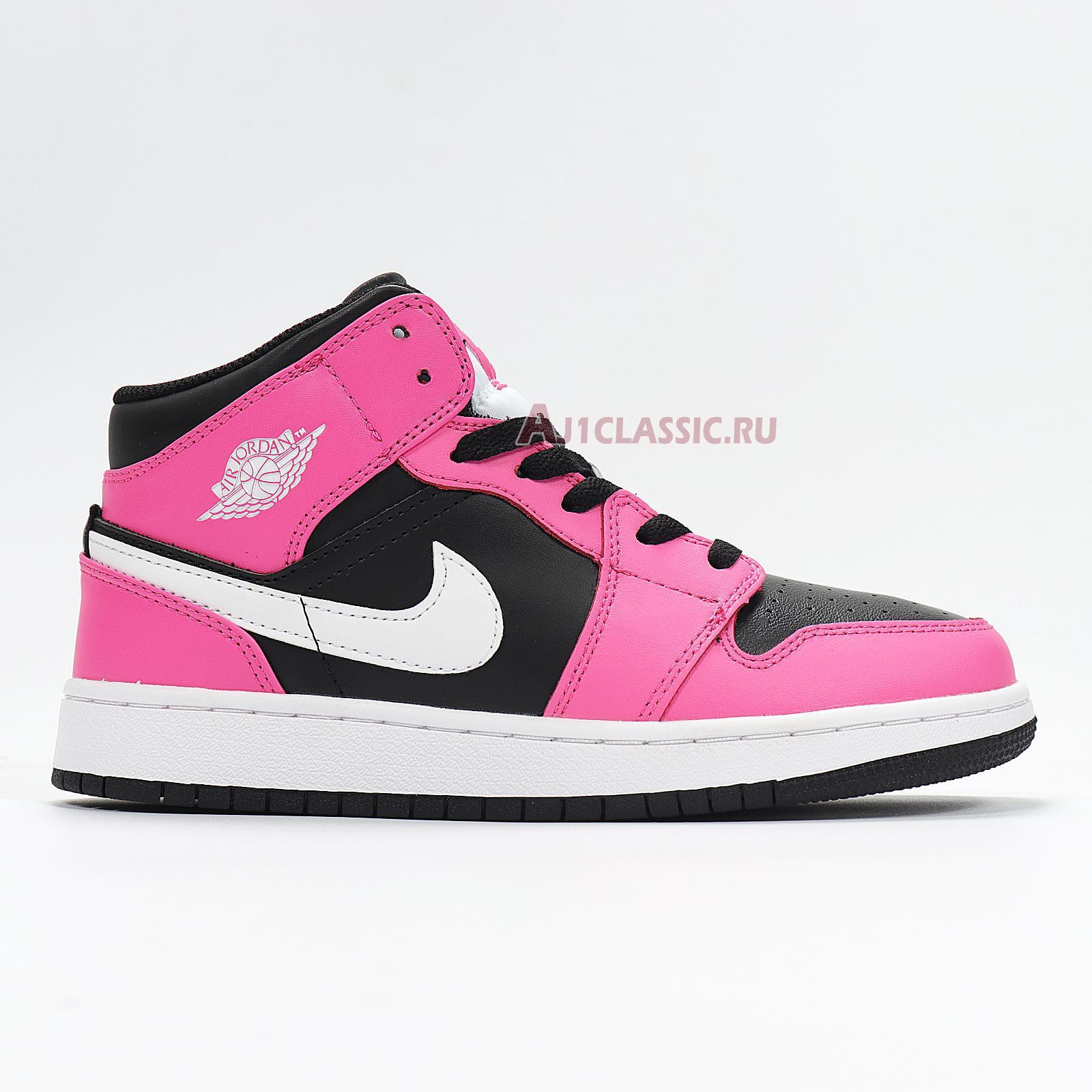 "Air Jordan 1 Mid ""Pinksicle"" 555112-002"