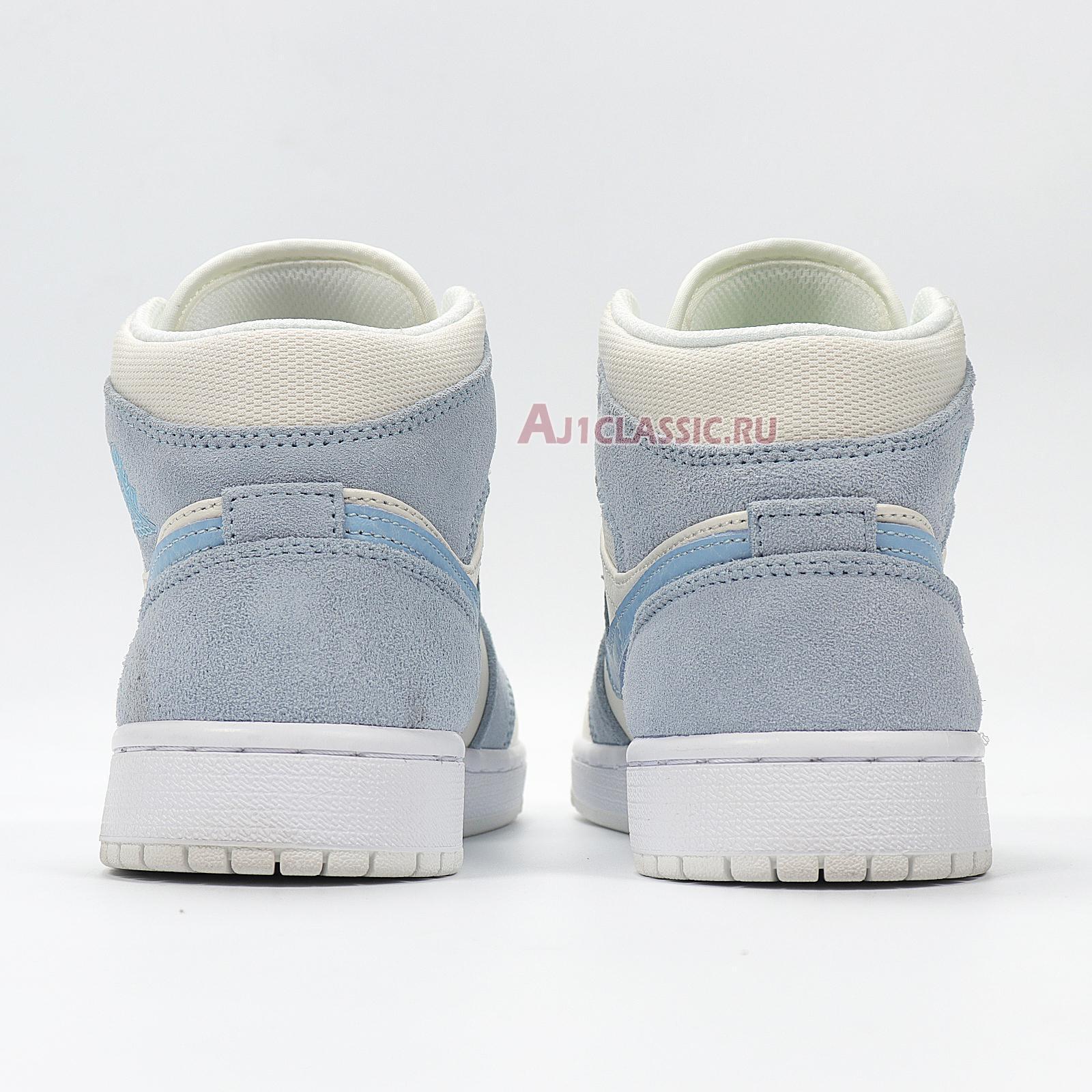 "Air Jordan 1 Mid SE ""Sail Light Blue"" DA4666-100"
