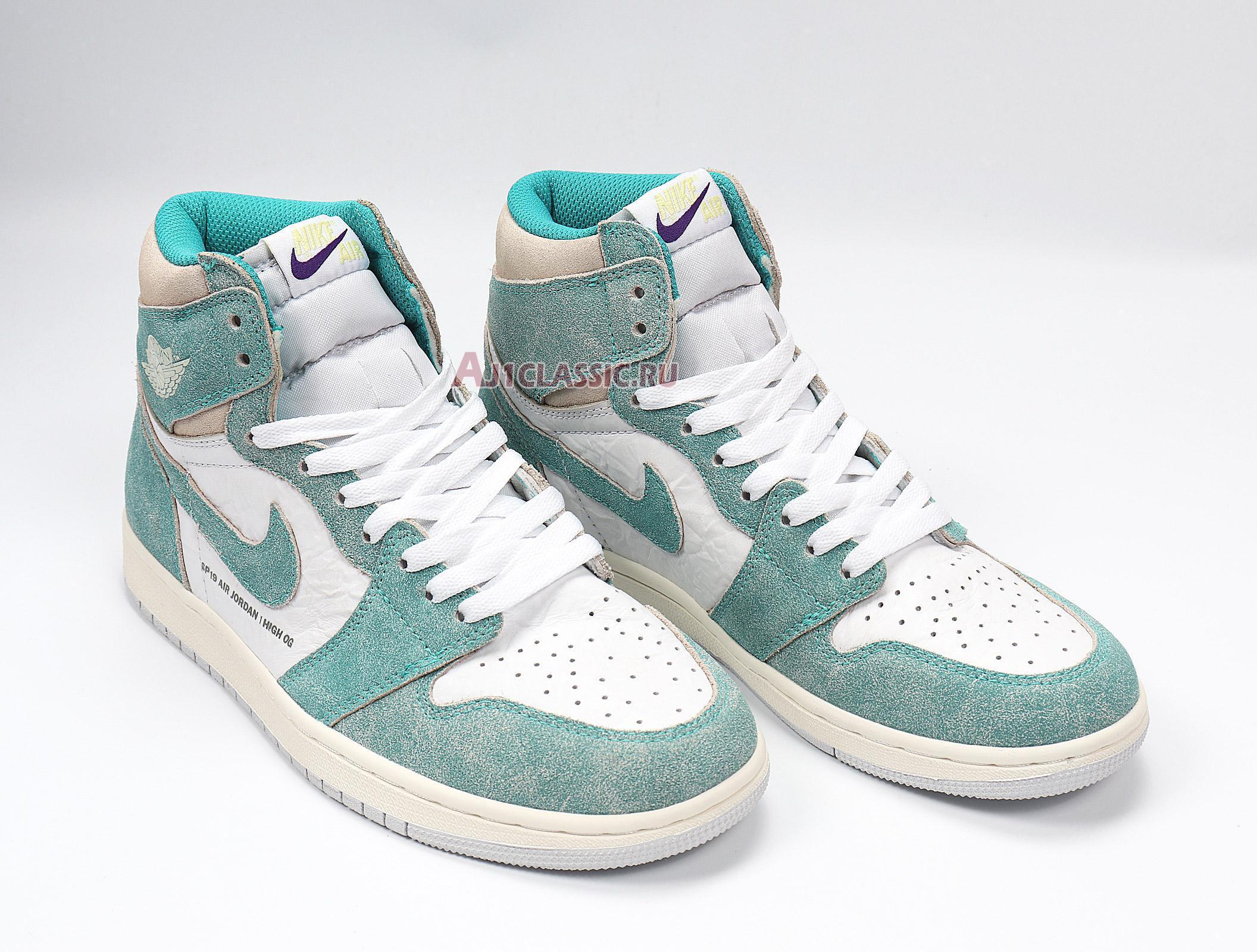 """Air Jordan 1 Retro High OG """"Turbo Green"""" 555088-311"""