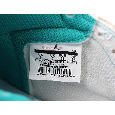 Air Jordan 1 Retro High OG Turbo Green 555088-311 Turbo Green/White-Light Smoke Grey-Sail Sneakers