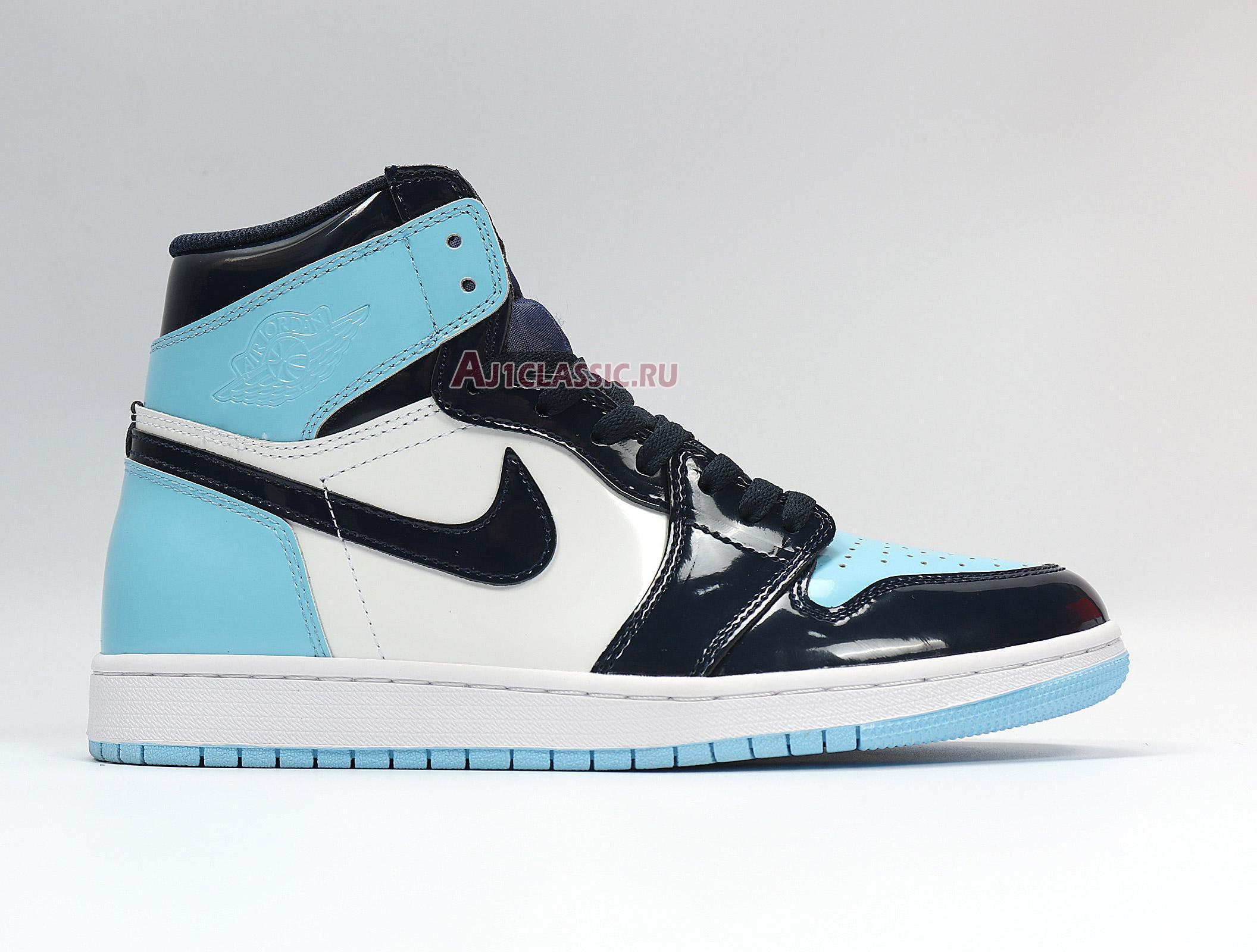 """Air Jordan 1 Retro High OG """"Blue Chill"""" CD0461-401"""