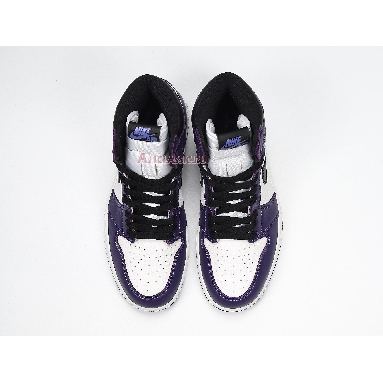 Air Jordan 1 Retro High OG Court Purple 2.0 555088-500 Court Purple/White/Black Sneakers