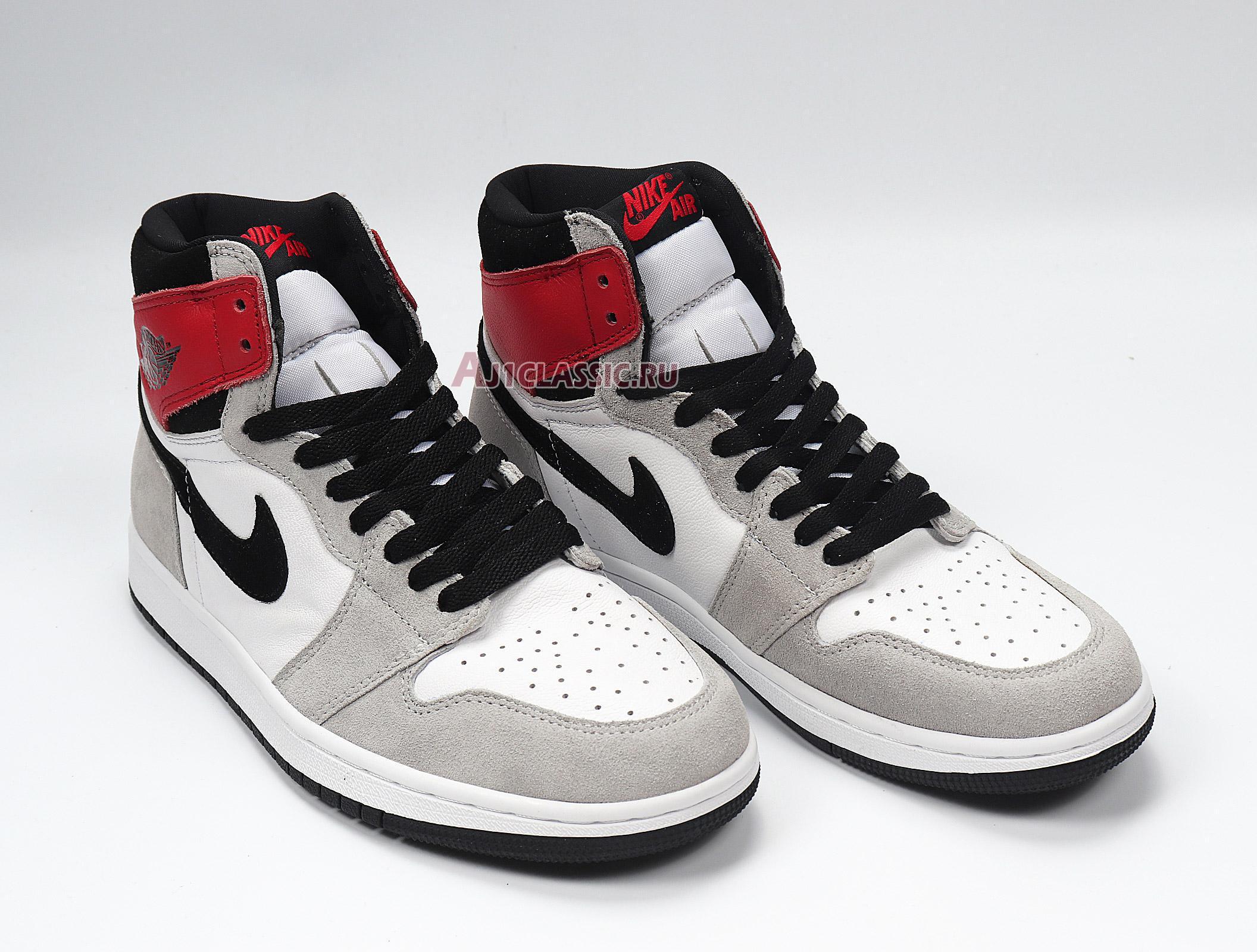 "Air Jordan 1 Retro High OG ""Smoke Grey"" 555088-126"