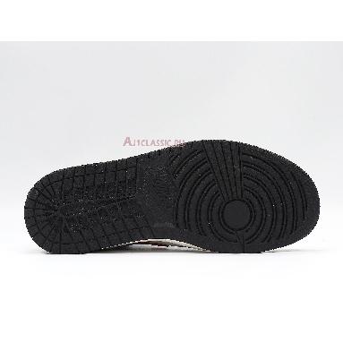 Air Jordan 1 Retro High OG Gym Red 555088-061 Black/White-Sail-Gym Red Sneakers